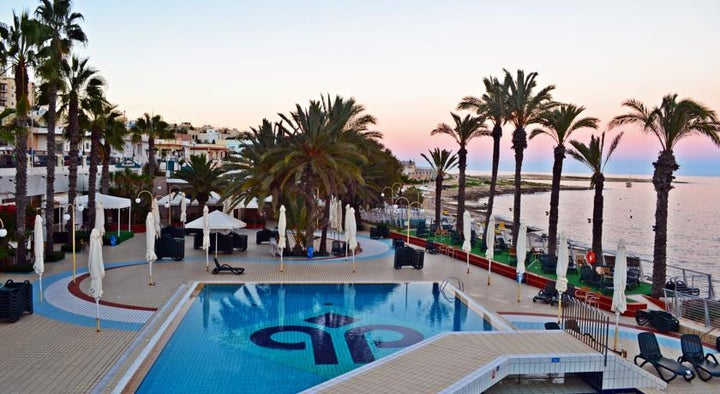 Qawra Palace Hotel in Qawra, Malta