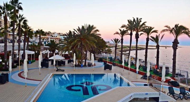 Qawra Palace Hotel Malta Reviews