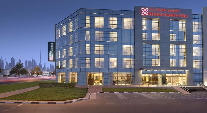 Hilton Garden INN Dubai Al Mina in Dubai City, Dubai, United Arab Emirates