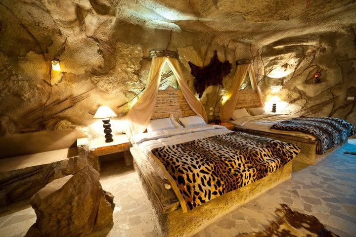 Caves Beach Resort Hurghada Image 68