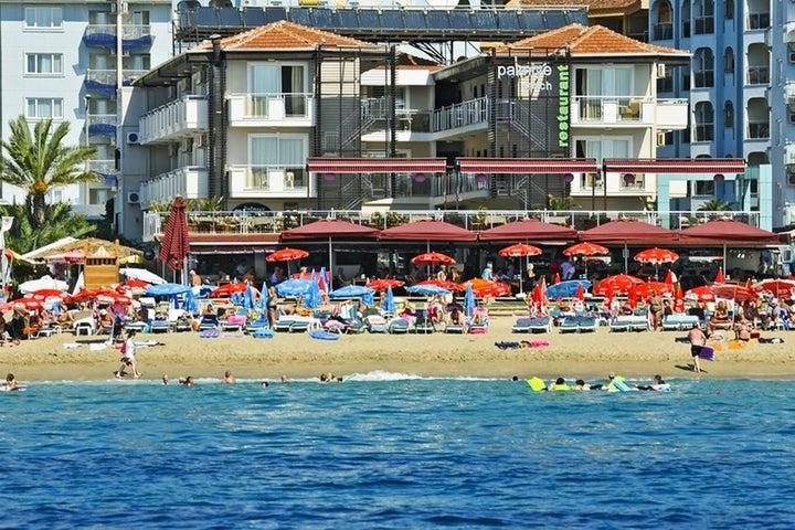 Palmiye Beach Hotel Alanya in Alanya, Antalya, Turkey