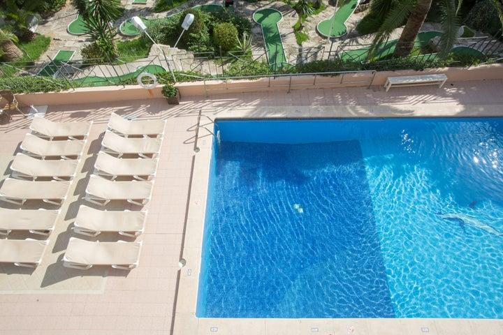 Tropico Playa Hotel in Palma Nova, Majorca, Balearic Islands
