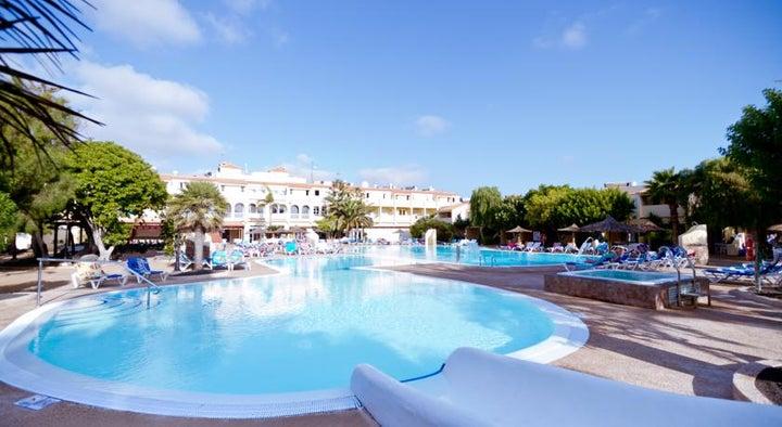 Playa Park Club (ex. smartline Playa Park) in Corralejo, Fuerteventura, Canary Islands