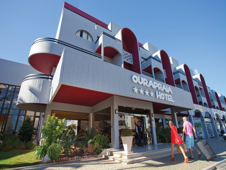 Muthu Oura Praia Hotel Apartments Image 12