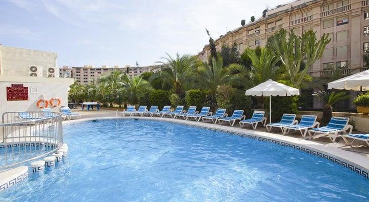 Prince Park Hotel in Benidorm, Costa Blanca, Spain