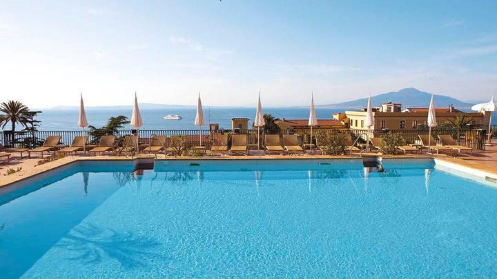 Grand Hotel La Favorita in Sorrento, Neapolitan Riviera, Italy