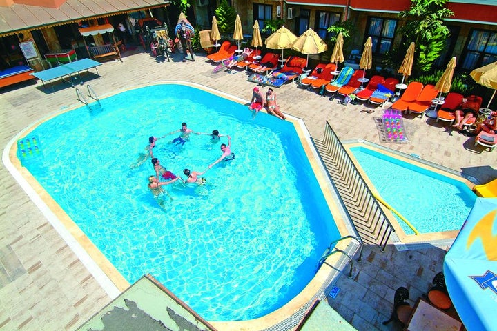 Kleopatra Fatih hotel Image 9