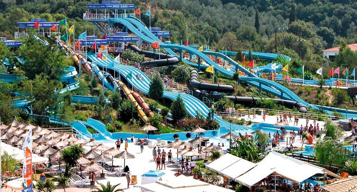 Aqualand Resort In Aghios Ioannis Corfu Holidays From 163