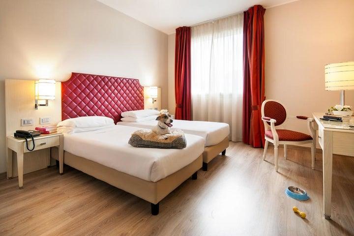Just Hotel Lomazzo Fiera in Como, Lake Como, Italy