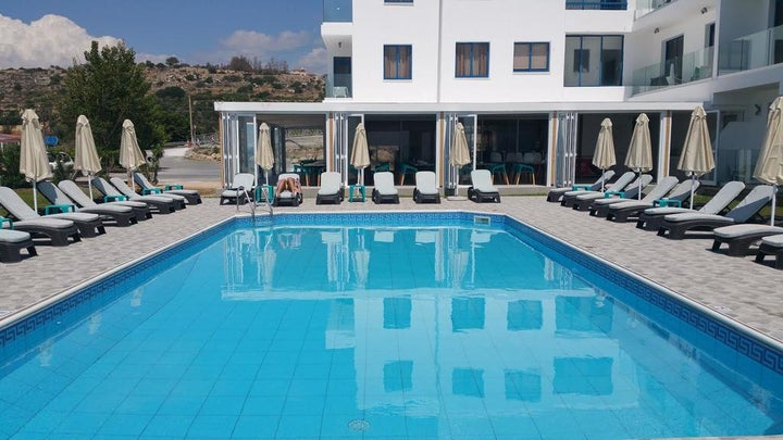 Marica's Boutique Hotel in Paphos, Cyprus