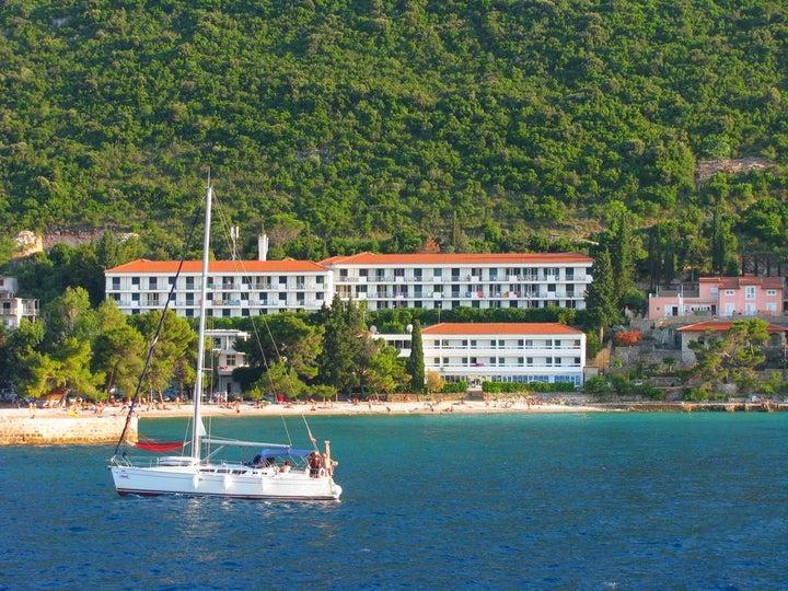 Adriatiq Hotel Faraon in Trpanj, Dubrovnik Riviera, Croatia