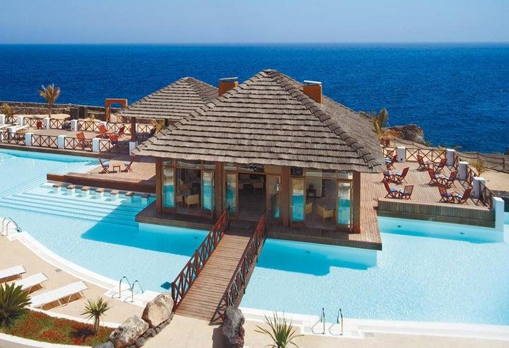 Hesperia Lanzarote Hotel in Puerto Calero, Lanzarote, Canary Islands