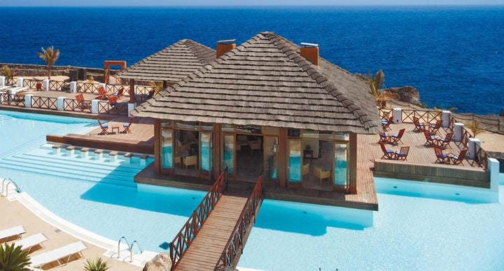 Hesperia lanzarote hotel in puerto calero lanzarote holidays from 436pp loveholidays - Hesperia lanzarote puerto calero ...