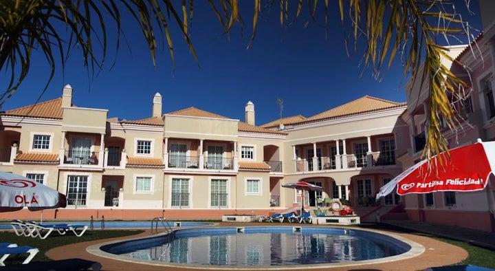 Aquamar Apartments in Albufeira, Algarve, Portugal