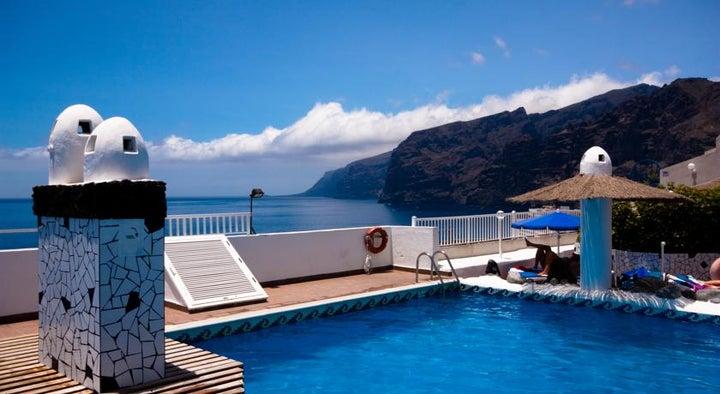Vigilia Park Apartments in Puerto de Santiago, Tenerife, Canary Islands