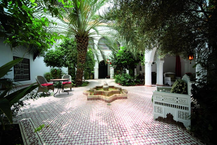 Riad Ifoulki in Marrakech, Morocco