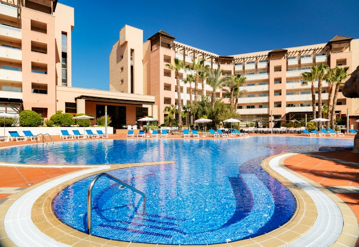 H10 Salauris Palace Hotel in Salou, Costa Dorada, Spain