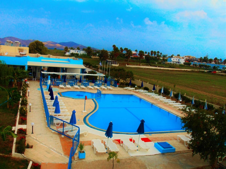 Oasis in Tigaki, Kos, Greek Islands