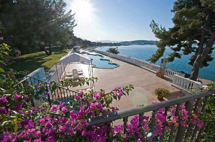 Hotel Jadran in Trogir, Central Dalmatia, Croatia