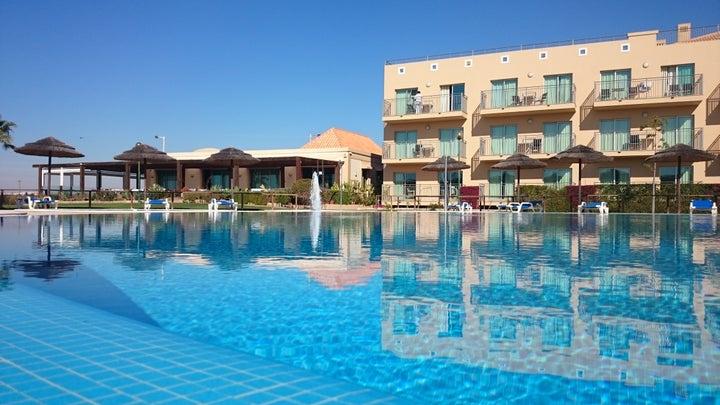 Cabanas Park Resort in Tavira, Algarve, Portugal