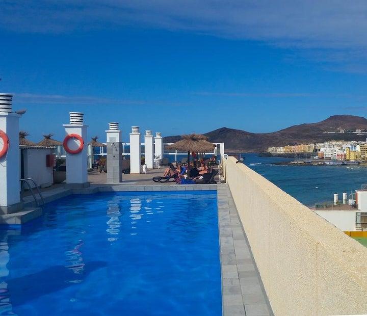 Concorde Hotel in Las Palmas, Gran Canaria, Canary Islands