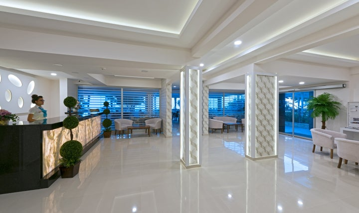 Kleopatra Life Hotel in Alanya, Antalya, Turkey