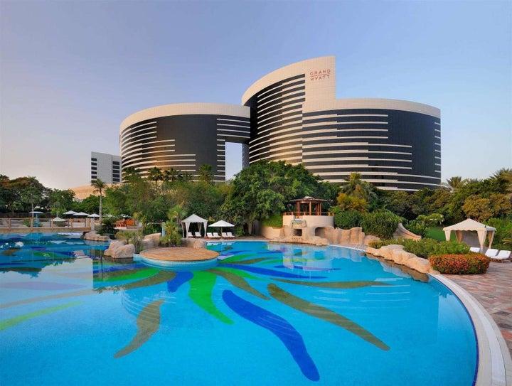 Grand Hyatt Dubai in Bur Dubai, Dubai, United Arab Emirates