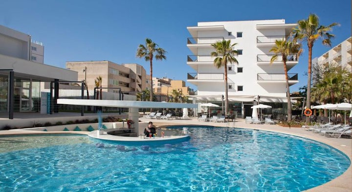 JS Palma Stay Hotel in C'an Pastilla, Majorca, Balearic Islands