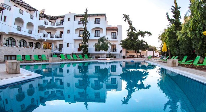 Club Lyda Hotel in Gouves, Crete, Greek Islands