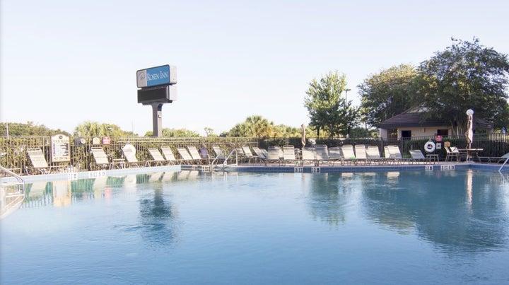 Rosen Inn at Pointe Orlando in Orlando, Florida, USA