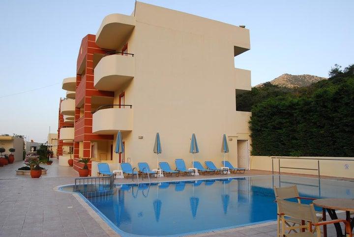 Elpis Studios and Apartments in Bali (Crete), Crete, Greek Islands