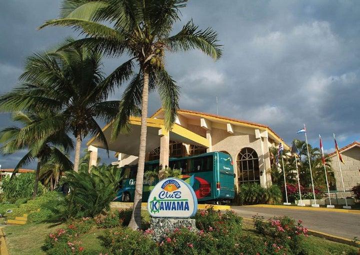 Gran Caribe Club Kawama Resort in Varadero, Cuba