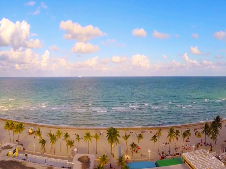 Hollywood Beachside Boutique Suites in Fort Lauderdale, Florida, USA