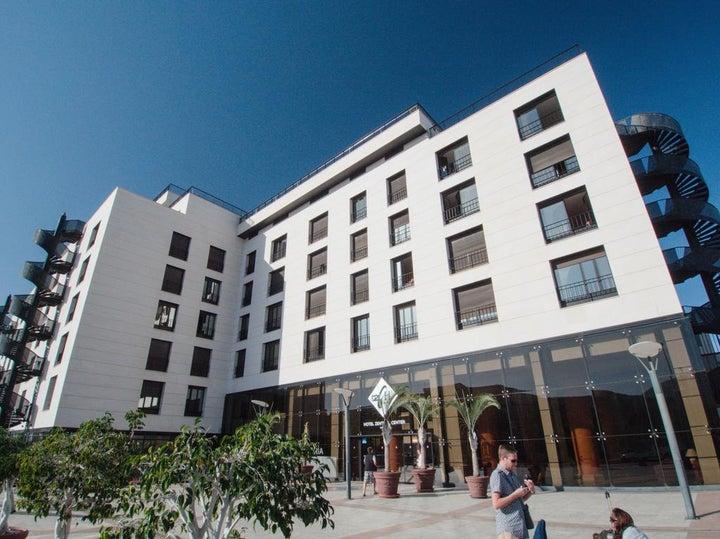 Zentral Center Hotel in Playa de las Americas, Tenerife, Canary Islands