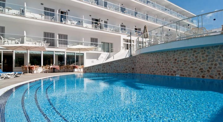 Alcudia Hotel (Adults Only) in Puerto de Alcudia, Majorca, Balearic Islands