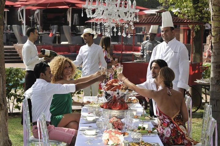 Sofitel Marrakech Lounge & Spa Image 23