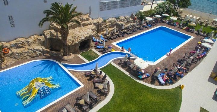 Best Western Galaxy Hotel in Laganas, Zante, Greek Islands