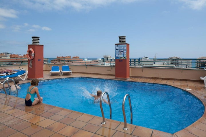 H.TOP Royal Sun Suites in Santa Susanna, Costa Brava, Spain