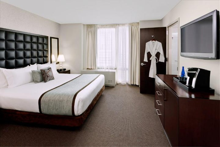 Distrikt Hotel New York City in New York, New York, USA