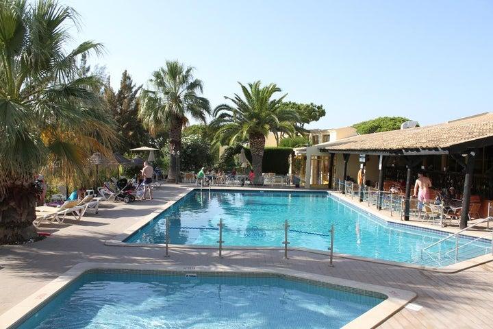 Pinhal Do Sol Hotel in Quarteira, Algarve, Portugal