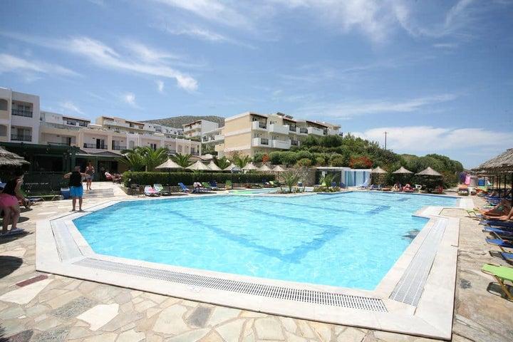 Mediterraneo Hotel in Hersonissos, Crete, Greek Islands