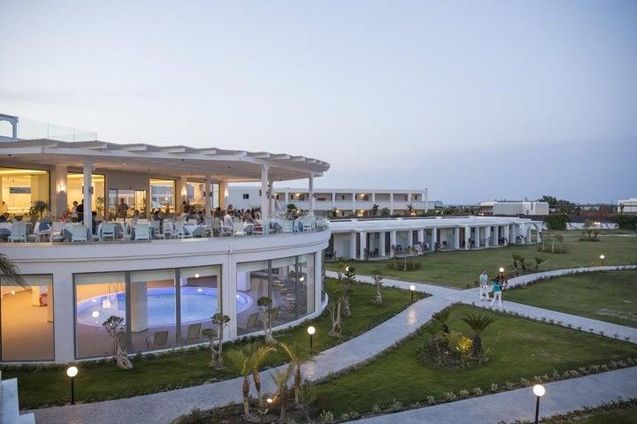 Lti Asterias Beach Resort in Afandou, Rhodes, Greek Islands