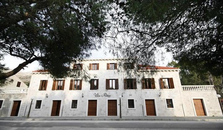 Apartments Vila Riva in Slano, Dubrovnik Riviera, Croatia