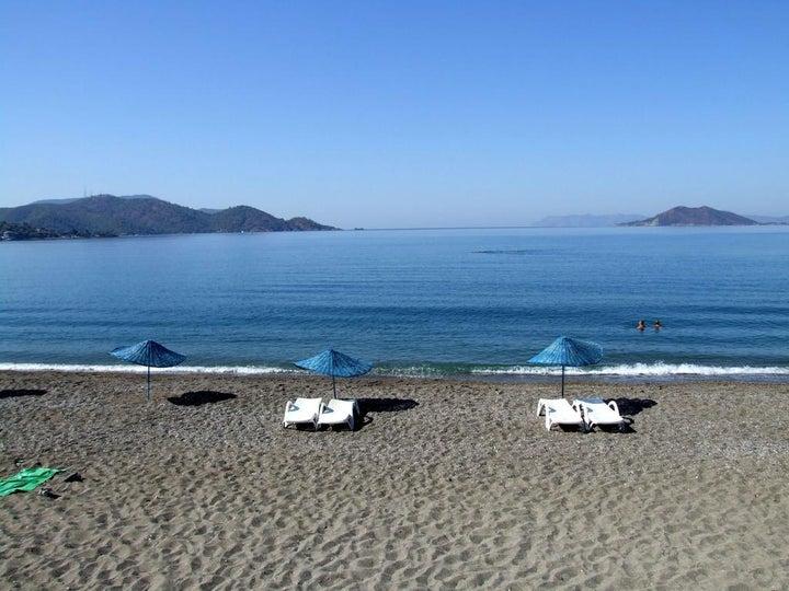Rosary Beach Hotel in Calis Beach, Dalaman, Turkey