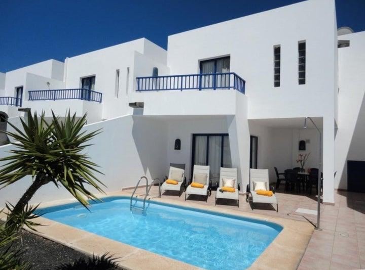Puerto Rubicon Villas in Playa Blanca, Lanzarote, Canary Islands