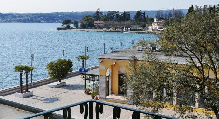 Hotel Du Lac in Gardone Riviera, Lake Garda, Italy