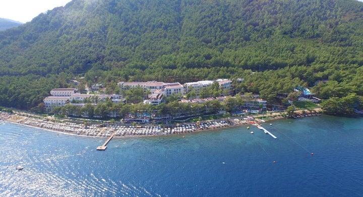 SENTIDO Orka Lotus Beach in Icmeler, Dalaman, Turkey