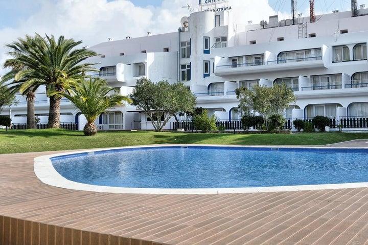 Carvoeiro Hotel Apartments in Carvoeiro, Algarve, Portugal