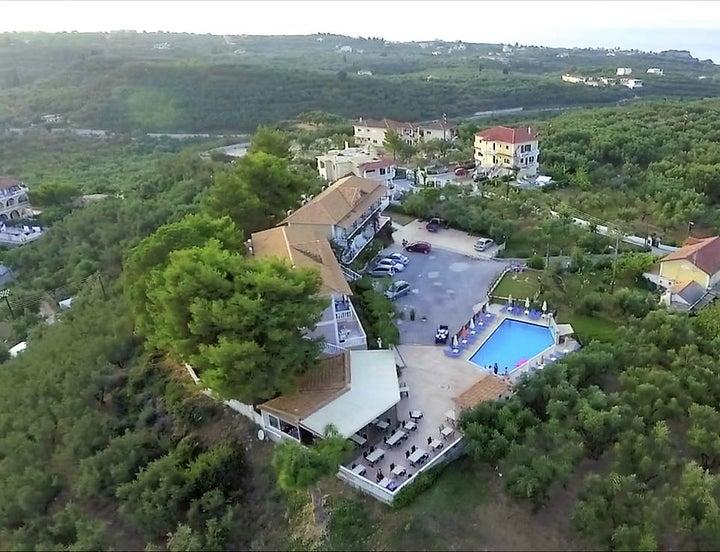 Zante View Studios in Tsilivi, Zante, Greek Islands