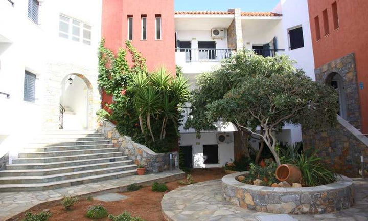 Sweet Memory Apartments in Gouves, Crete, Greek Islands